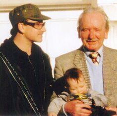 Paul and Bob Hewson