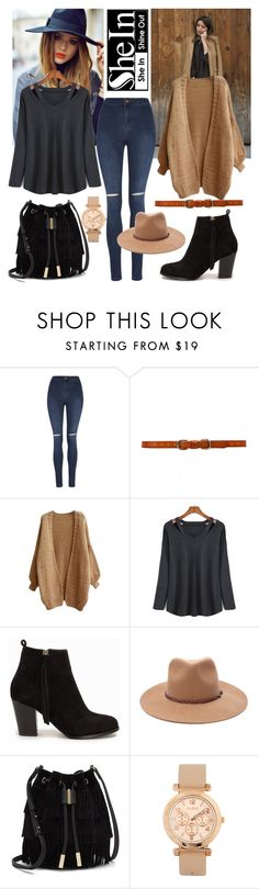 """Untitled #225"" by mela-burgic on Polyvore featuring George, Nly Shoes, Forever 21, Vince Camuto and ALDO"