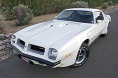 Car porn. The 1974 Pontiac Trans Am.