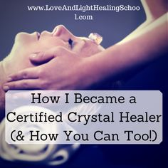 I was recently interviewed for two different projects about my experience of becoming a Certified Crystal Healer. I have combined these two interviews to explain a bit about my journey and how I fo...