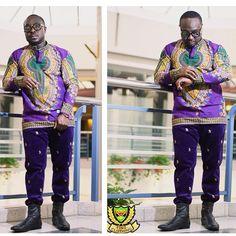 African Men's Style joli