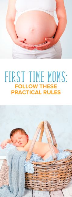Are you pregnant and about to be a first-time mom? Read practical advice first time moms need to hear from other been-there, done-that moms.