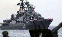 Noticias: Manda Rusia buque a Venezuela para evitar golpe de estado de EUA