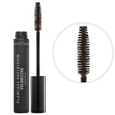 I'm learning all about bareMinerals Flawless Definition Volumizing Mascara at @Influenster!