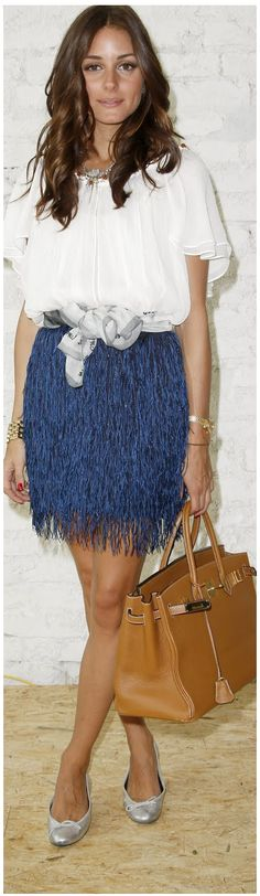I have to ask myself, would my life really be better with a feather skirt and a Birkin bag?  We all know the answer...