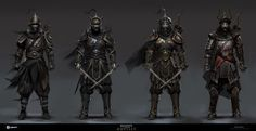 Fantasy Character Design, Character Concept, Character Art, Fantasy Armor, Medieval Fantasy, Fantasy Male, Armor Concept, Concept Art, Warrior Of The Light