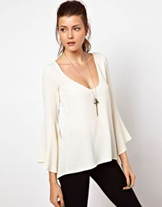 For Love And Lemons Anna Top