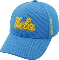 superior quality 06eea 621a8 Top of the World Men s Ucla Bruins True Blue Booster Plus 1Fit Flex Hat,  Team