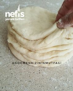 Bayatlamayan Katmer Poğça Greek Cooking, Cooking Time, Turkish Recipes, Ethnic Recipes, Breakfast Items, Beautiful Cakes, Yummy Food, Delicious Recipes, Food And Drink