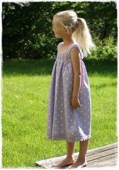 Heklet kjole