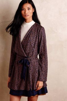 NWT ANTHROPOLOGIE BELTED LOGAN TRENCH COAT by HARLYN M #Harlyn #Trench