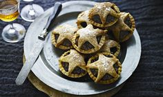 Tom Kerridge sweet meat 'mince pies' with raisins and rice