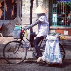Scenes from Saigon...