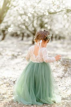 Lace Flower Girls, Flower Girl Dresses, Pink Dress, Lace Dress, Pagan Wedding, Tulle Lace, Wedding Inspiration, Wedding Ideas, Dream Wedding