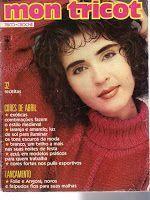 Revista Mon Tricot: Mon Tricot 92 - Abril 1987