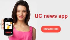 UC news app download and install now latest version for android mobile phone. UC news APK is the best free news app with great features in all languages. and here Link: http://bit.ly/2mPK6sF