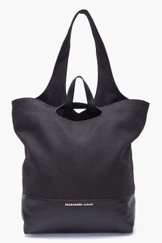 Alexander Wang Alpha Shopper Bag for women | SSENSE
