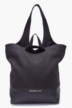 Alexander Wang Alpha Shopper Bag for women | SSENSE