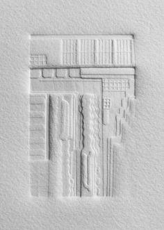 the white hotel Emboss Printing, Bts Design Graphique, Eduardo Paolozzi, A Level Textiles, Conceptual Architecture, Sensory Art, Collagraph, Art Lessons For Kids, Art Themes