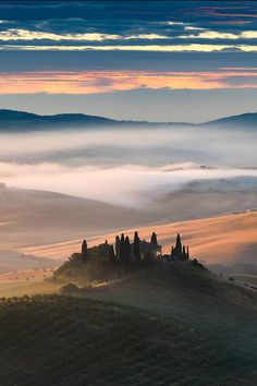 Tuscany ~ outstanding natural beauty, Italy