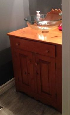 Dry sink conversion to vanity 2016 Dry Sink, Vanity, Bathroom, Projects, Vanity Area, Bath Room, Log Projects, Lowboy, Dressing Tables