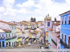 Salvador de Bahia, Brazil | @projectinspo
