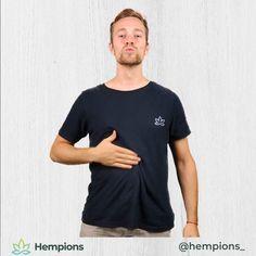 GESCHMACK FÜR CHAMPIONS ist unser Motto bei der Entwicklung von neuen Produkten und Rezepten. Wir sehen die große Kunst darin Genuss mit Gesundheit und Nachhaltigkeit zu verbinden, und wie du siehst bekommen auch wir nach wie vor nicht genug von köstlichem aus Hanf. • Was ist dein Lieblingsprodukt oder -rezept mit Hanf Omega Fettsäuren, Champions, Motto, Mens Tops, T Shirt, Fashion, Hemp Seeds, Sustainability, Recipe
