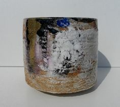 The Barn Gallery, Southwell, Notts - Robin Welch. Teabowl.