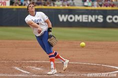 Haeger threw 160 pitches in her wins over Tennessee Thursday and LSU Friday combined. Haeger was touched up for 11 hits, the most she'd given up in a game this season, but buckled down to strand 14 Tigers on the base paths.