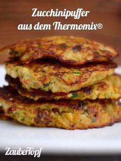 Zucchinitaler aus dem Thermomix® – Foto: Nicole Stroschein