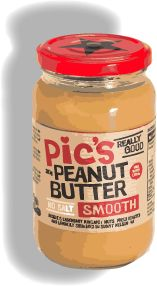 Peanut Oil, Peanut Butter - natural, pure, really good   Pic's