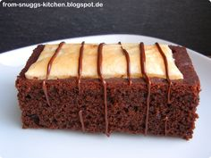 chocolate cake with a difference / schokoladen kuchen mal anders