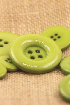 """Guziki """"Balance / Green"""""""