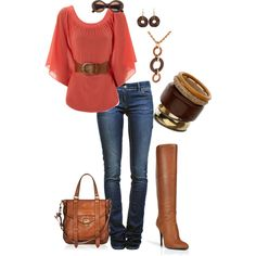 """Casual"" by roz-harman on Polyvore"