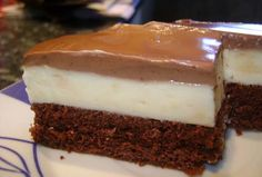 Monte řezy s originálním piškotovým těstem Sweets Cake, Dessert Recipes, Desserts, Tiramisu, Ham, Sweet Tooth, Cheesecake, Food And Drink, Pudding