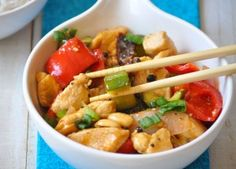 Love Kung Pao chicken by simplyreem.com