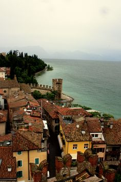 Lago Garda - so beautiful - you have to go there if you can.