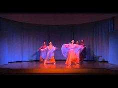 Eurythmy West Midlands: Mozart, Fantasy in D minor: 4th-year students - YouTube