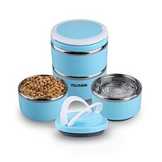 Cat Supplies Shop For Cheap Bol Chat 2 Pièces Gamelle Animaux Compagnie Acier Inoxydable Avec Antidérapant Cheap Sales 50% Dishes, Feeders & Fountains