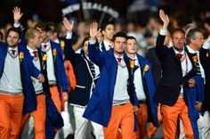 olympic-fashion-netherlands-2012.. My favorite, Dutch men are simply the hottest of all!