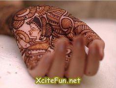Indian Bridal Mehndi Design Arabic Mehndi Fashion Beauty