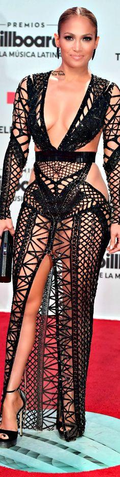 ❇Téa Tosh❇ Jennifer Lopez - Billboard Latin Music Awards Miami