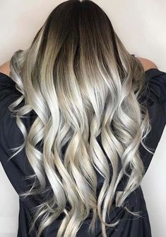 53 Amazing Perfections of Melting Hair Colors in 2018