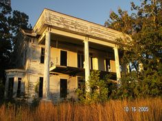 old house in palmetto georgia | Flickr - Photo Sharing!