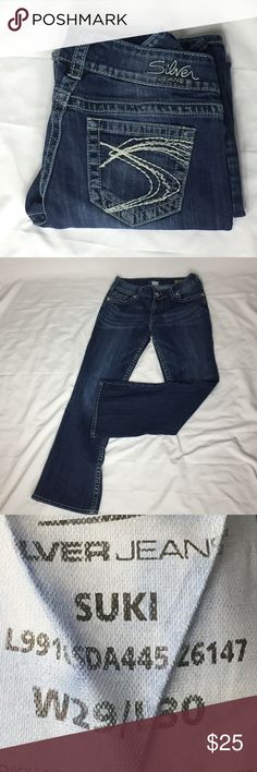Like-New Silver Jeans Tuesday Boot Cut W32/L33 | Minimal, Silver ...