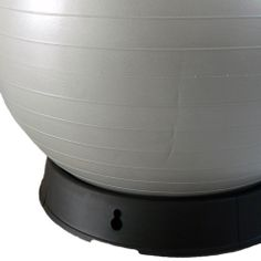 exercise ball stabiliser – This High Quality Ball Stabiliser is perfect for exercising mums and dads.. 1.Perfect for a safe workout. 2.Provides a feeling of security especially for pregnant women. 3.Allows safe pre-birthing exercises. 4.100% Durable. 5.High quality Construction. 6.Easy to stow away, as comes in 4 sections. 7.Holds all Birthing/Exercise Balls up to 75cm and Peanut Balls. 8.Soft rubber feet