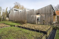 GRAN & Passive House Skatchkoff / HUB