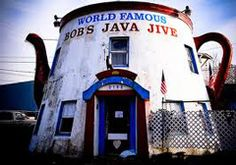 The Java Jive...a funny place to dance!