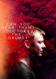 The Master: Can you hear them Doctor? The drums? #doctorwho