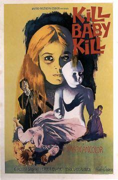 giallo movie posters | KILL BABY KILL - giallo b movie posters wallpaper image